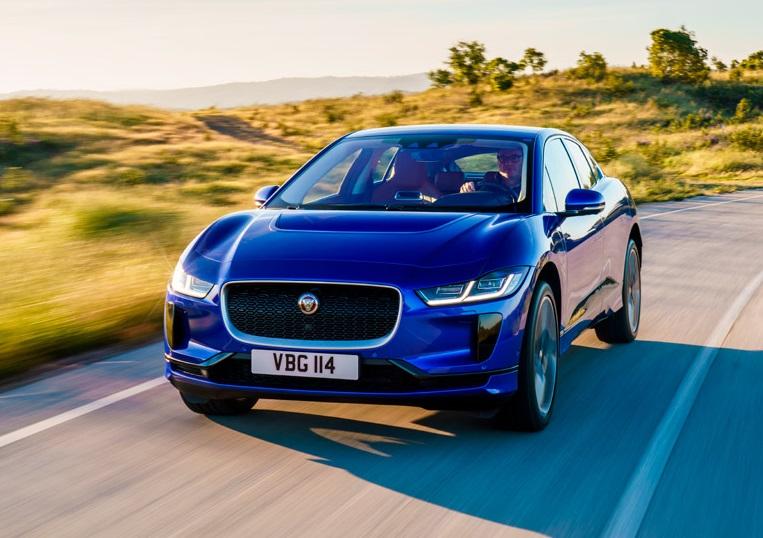 Jaguar Car of The Year 2019