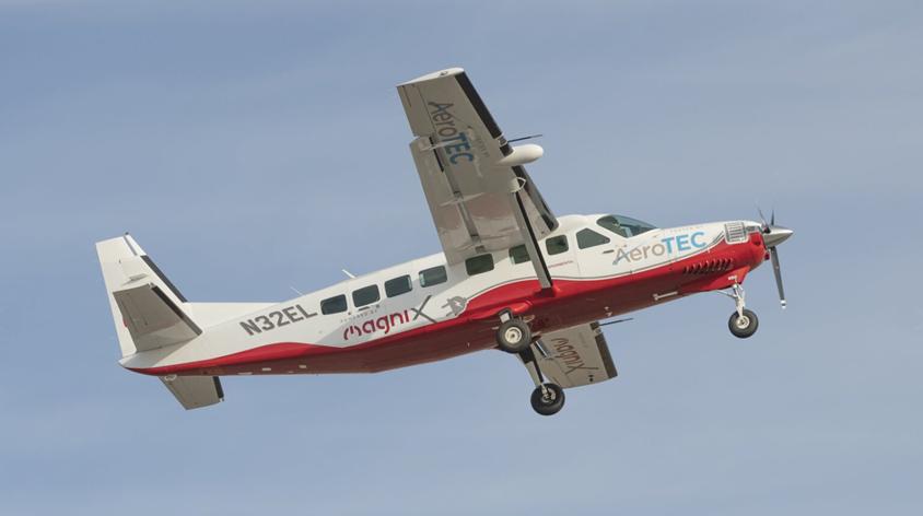 Cessna Caravan electric flight